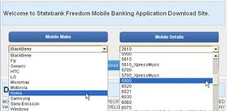 download sbi mobile banking application state bank freedom