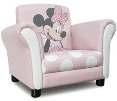 Minnie Mouse Armchair Authentic Disney Kids Sofa Toddler Girls Children Baby Minnie