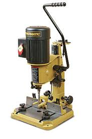 Bench Mortise Machine Powermatic Pm 701 Hollow Chisel Mortiser Finewoodworking