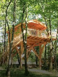 chambre d hote dans les arbres cool chambre d hote cabane dans les arbres cabanes 1 2 personnes en