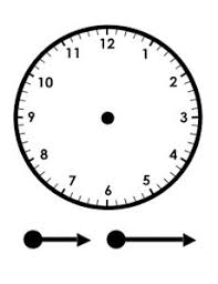 clock worksheets online printable paper clock template crafts ideas for kids math ideas