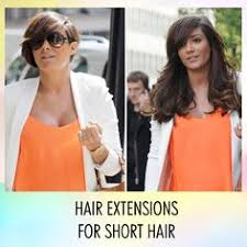 extensions on very very short hair very short hair to long extensions before and after best short