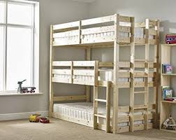 Make Your Own Wooden Loft Bed by Best 25 Short Bunk Beds Ideas On Pinterest Small Bunk Beds Low