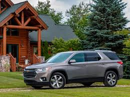 chevrolet traverse 7 seater 2018 chevrolet traverse first review kelley blue book