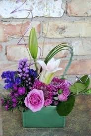 small flower arrangements for tables spring flower arrangement small purple table arrangement homemade