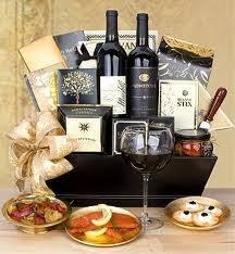 Winebaskets 12 Best Wine Baskets Images On Pinterest Wine Baskets Wine Gift