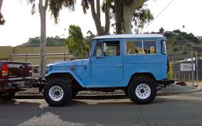 jeep toyota the street peep 1971 toyota fj40 land cruiser