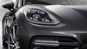 Porsche Panamera 2016 - 2017 porsche panamera bows with sportier sleeker styling