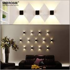 Led Wall Sconce Indoor Modern Bracket Led Wall Sconce Lights Led Wall Light Fixtures For
