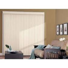Short Vertical Blinds Bali Cut To Size Vertical Blinds Blinds The Home Depot