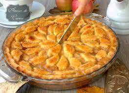 cuisine d automne apple pie d automne au caramel au beurre salé recette pie le