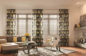 make your home cozy and welcoming by layering window treatments