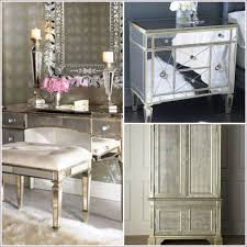 bedroom amazing ivory nightstand how to make mirrored furniture