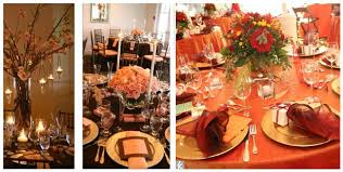 fall table decor fall wedding table decorations centerpieces things festive