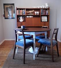Wooden Furniture Paint Librarian Tells All Kitchen Table Makeover Stripping And