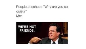 What Are We Meme - why are you so quiet funny pictures quotes memes funny images