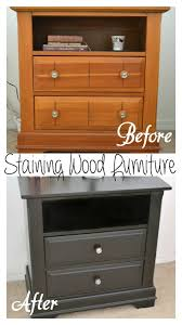 Staining Bedroom Furniture How I Updated My Bedroom Furniture For 40 How To Stain Wood