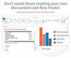 cash flow template exltemplates