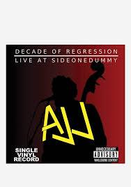 ajj decade of regression live at sideonedummy lp rsd 2017 2251558 jpg v 1493661353