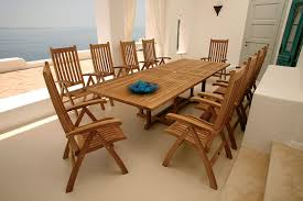 Teak Dining Room Idea Creditrestoreus - Awesome teak dining table and chairs residence