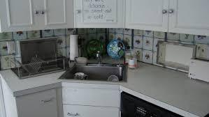 Corner Sink For Kitchen by Kitchen Sinks Farmhouse Undermount Corner Sink Triple Bowl U