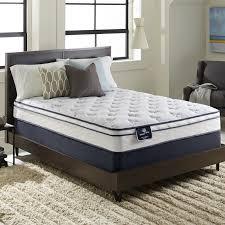 Serta Comfort Mattress Bedroom Luxury Romance White Serta Sleeper Mattress With Serta