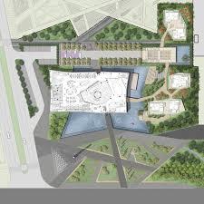 site plan design gallery of vanke sales center façade renovation shenzhen upright