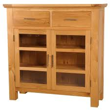 Wood Bookshelves With Doors by Furniture Small Lacquered Oak Wood Bookcase Cabinet Decorated