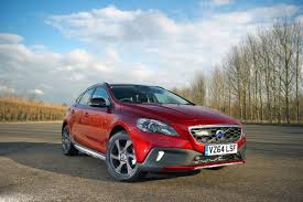 volvo official site volvo v40 cross country hatchback review carbuyer