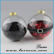 wholesale clear glass ornaments glass