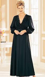peignoir sets bridal peignoir set silhouette tricot stretch lace small 3x