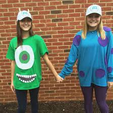 monsters inc character day homecoming spirit week 15 u0027 16
