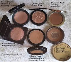 bobbi brown golden light bronzer vincent longo copper kiss la riviera sun face and body bronzer