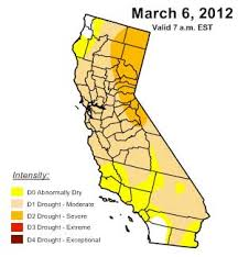 california map drought california back to drought conditions orange county