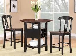 compact table and chairs make the most out of small dining room table sets blogbeen