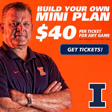 illinois athletics 2017 18 men u0027s basketball schedule