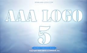 logo designer freeware v5 0 aaa logo easiest premium logo customization designer