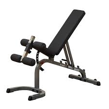 Incline And Decline Bench Bodysolid Bos Gfid31 Flat Incline Decline Bench