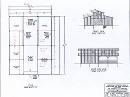 Barn Plans by Monitor Barn Plans Stoneybrook Farm