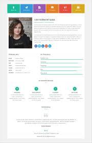 Cv Website by Portfolio Resume Website Resume For Your Job Application
