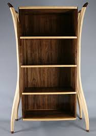 Bookcase Maple Custom Furniture By James Oleson