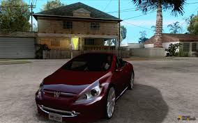 peugeot open top peugeot 307cc bms edition for laptops for gta san andreas