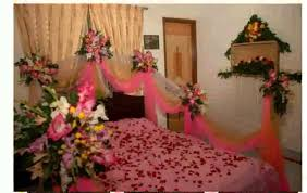 bedroom decoration for wedding night youtube