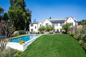 1921 estate in los feliz designed by playboy mansion architect