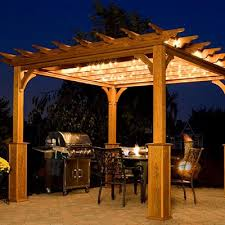 Wooden Pergolas For Sale by Traditional Wood Pergolas Country Lane Gazebos