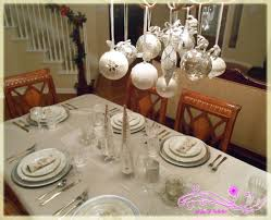 Christmas Table Decoration Ideas by Christmas Table Decorations Just Shy Of Perfection