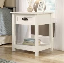 Sauder Bedroom Furniture Sauder Furniture 416977 County Line Collection Soft White Modern