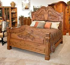 Western Bed Frames Bedroom Furniture Trafficsafety Club