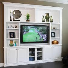 wall units extraordinary custom built entertainment center ideas