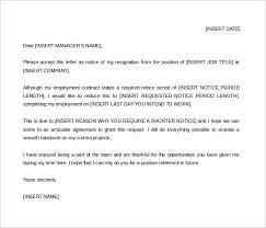 resignation letter format tips resignation letter format
